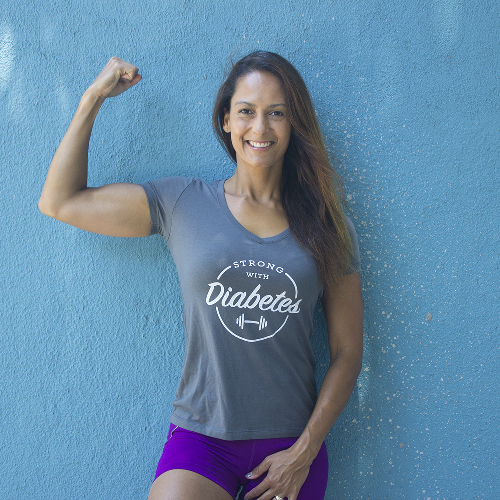 Christel, the founder of Diabetes Strong