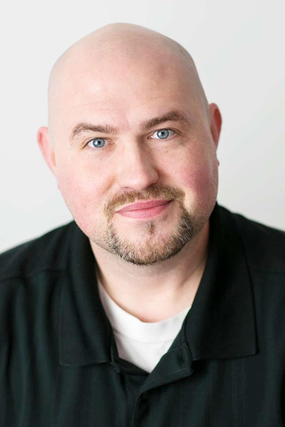 Headshot of Scott K. Johnson from mySugr