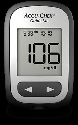 Accu Chek Guide Me Blood Glucose Meter Accu Chek