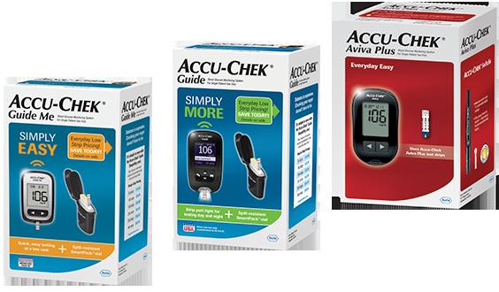 Accu-Chek Free meters