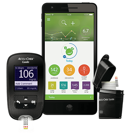 Free Blood Glucose Meter >> Free Blood Glucose Meter Savings Program Accu Chek Guide