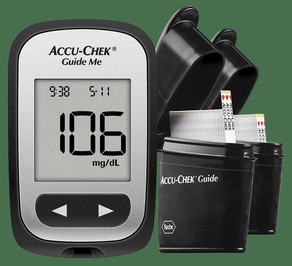 Accu-Chek blood glucose testing products