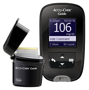 Save on Blood Glucose Test Strips | Accu-Chek Guide SimplePay