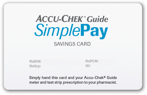 Accu-Chek Simple Pay