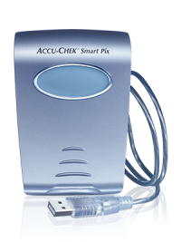 Accu-Chek Smart Pix device reader