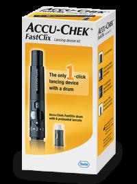 Accu-Chek FastClix lancing device