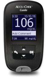 Accu-Chek Guide blood glucose meter