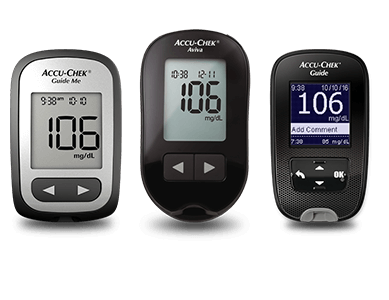 Blood Glucose Meters Accu Chek