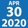 April 30, 2020